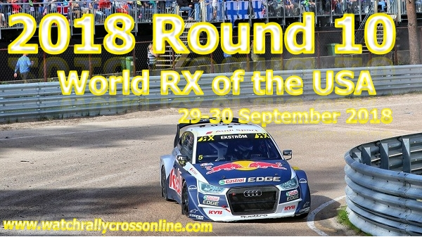 World RX USA 2018 Live Stream