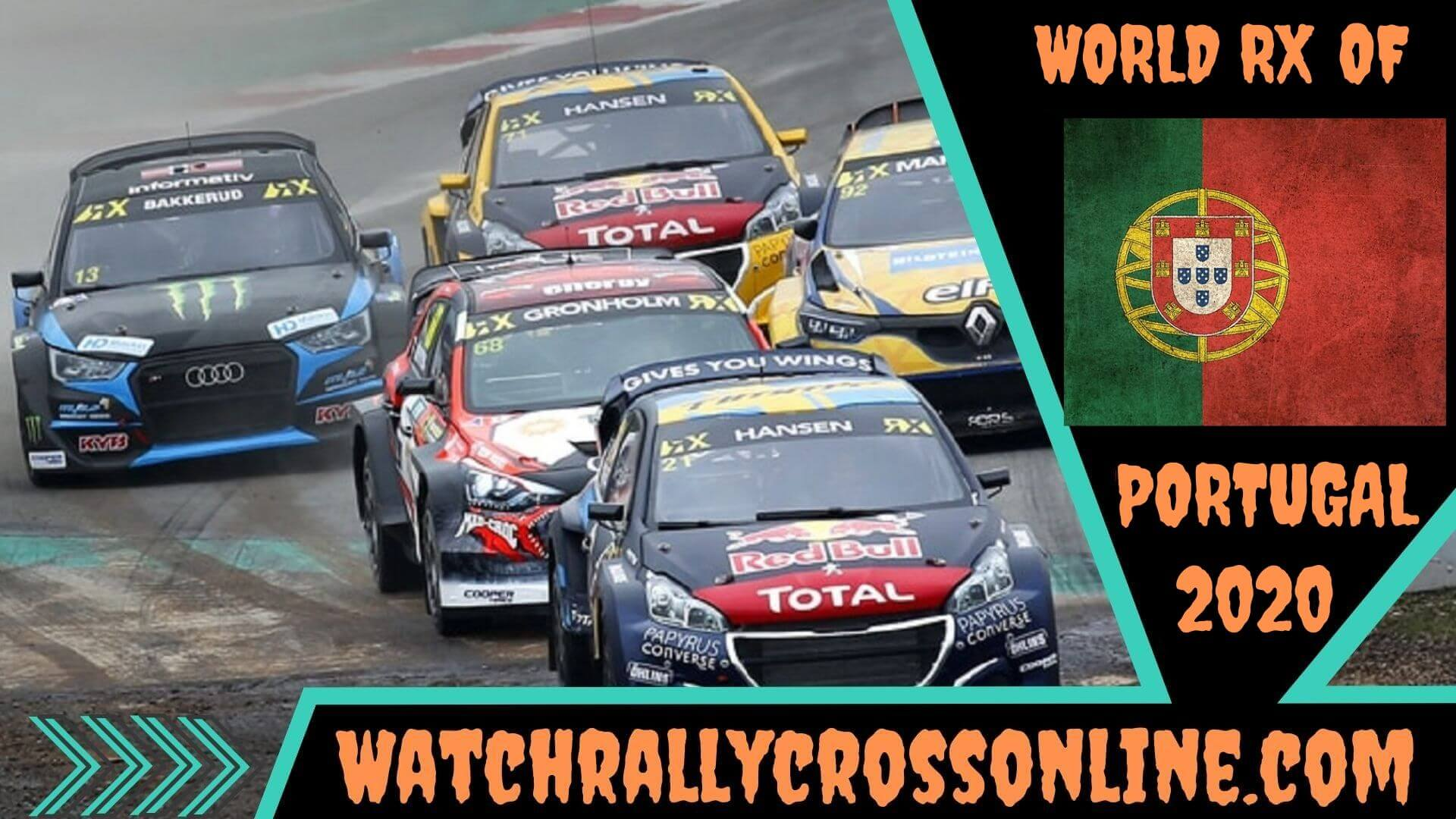 World Rallycross of Portugal Live Stream 2020 | Round 2