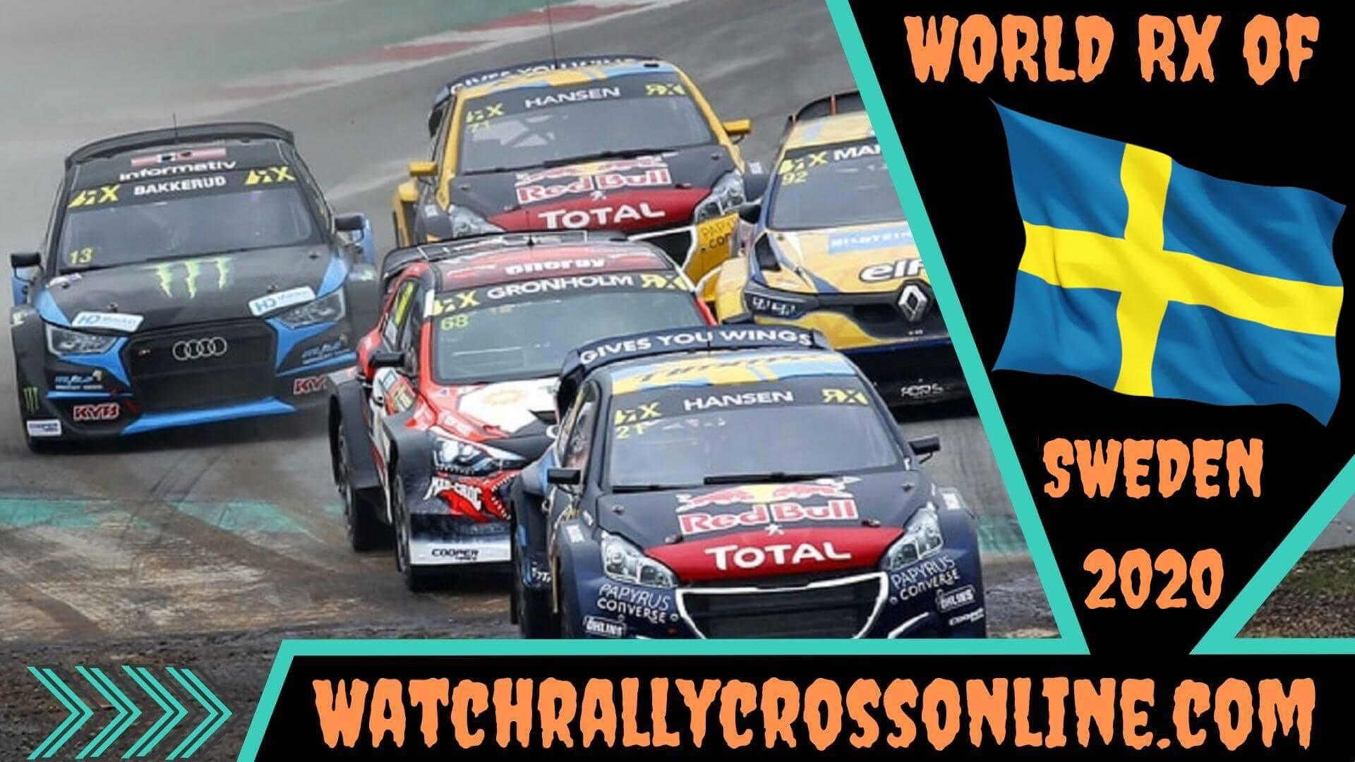 World Rallycross of Sweden Live Stream 2020 | Round 5