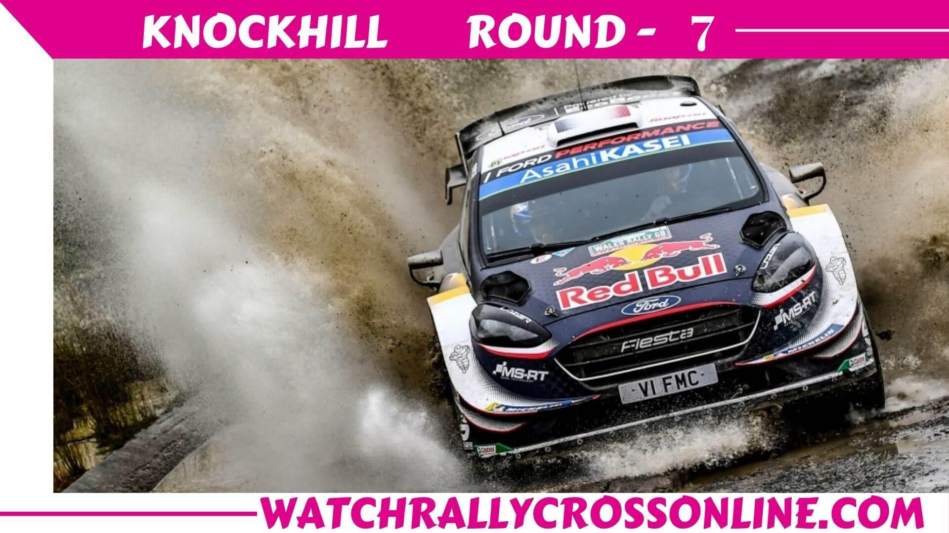 Knockhill BRX 2020 Live Stream | Round 7
