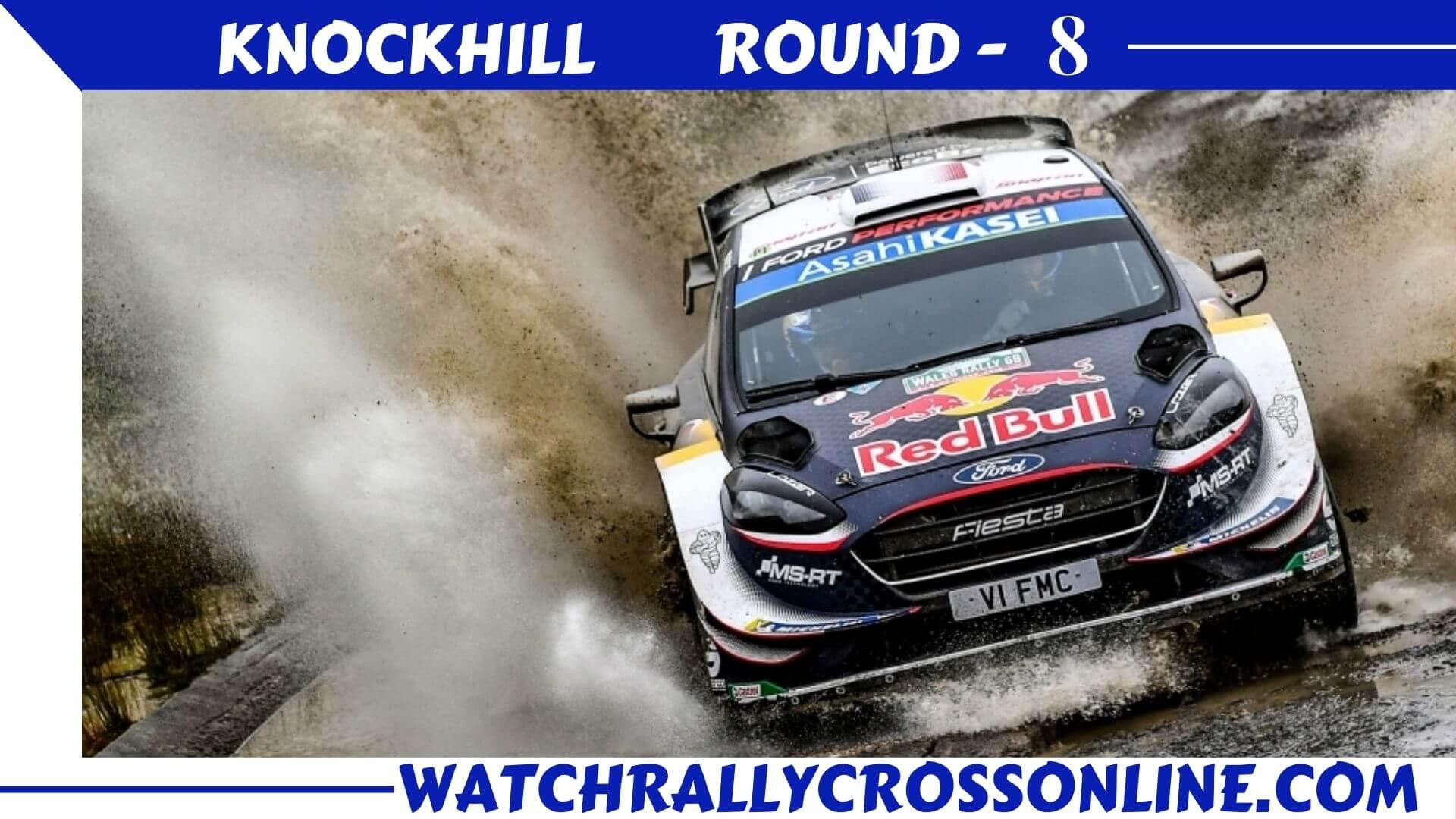 Knockhill BRX 2020 Live Stream | Round 8