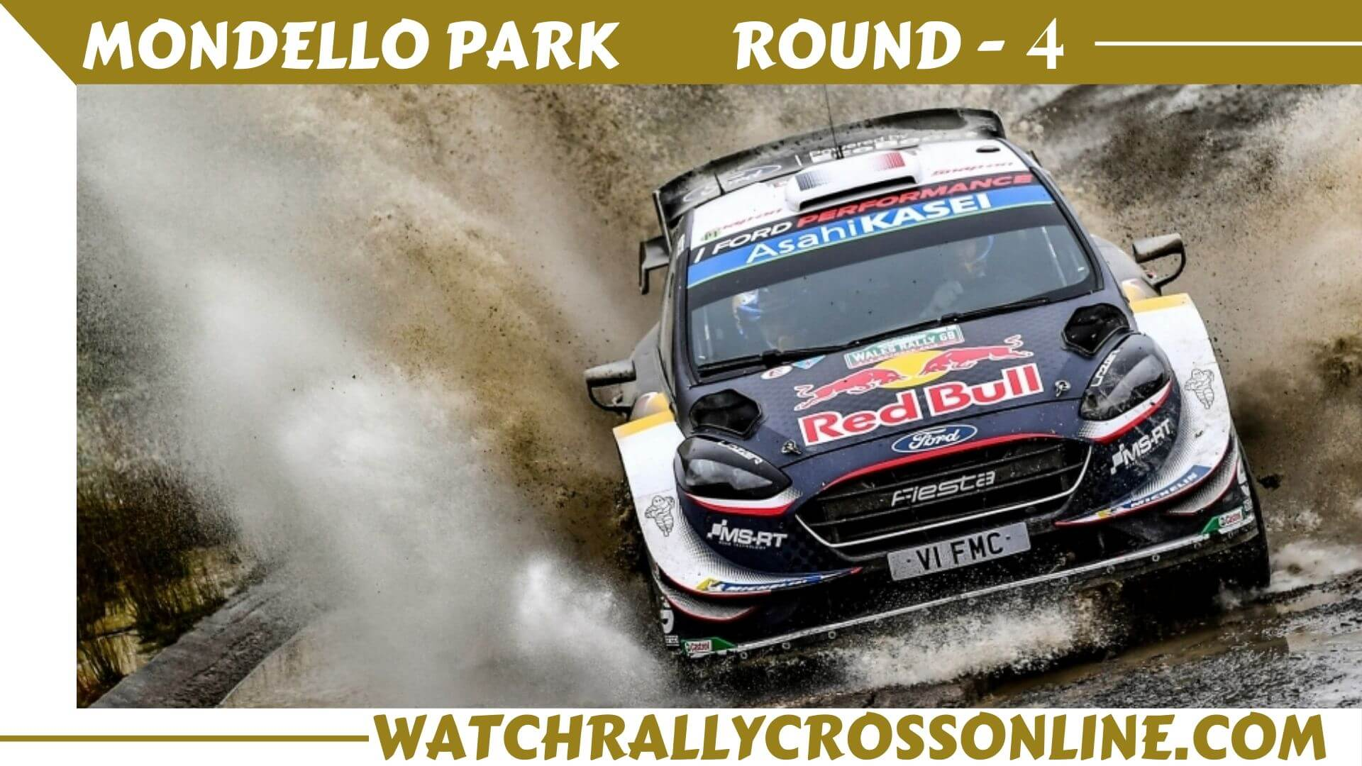 Mondello BRX 2020 Live Stream | Round 4