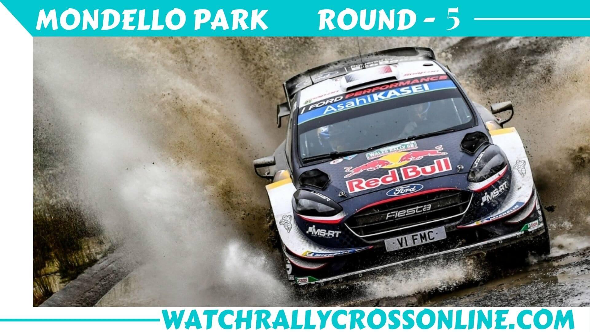 Mondello BRX 2020 Live Stream | Round 5