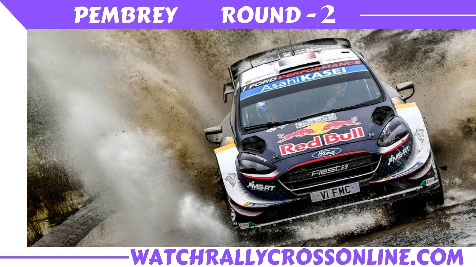 Pembrey BRX 2020 Live Stream | Round 2