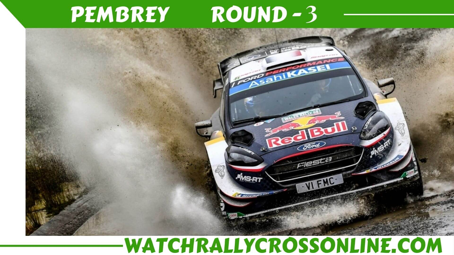 Pembrey BRX 2020 Live Stream | Round 3
