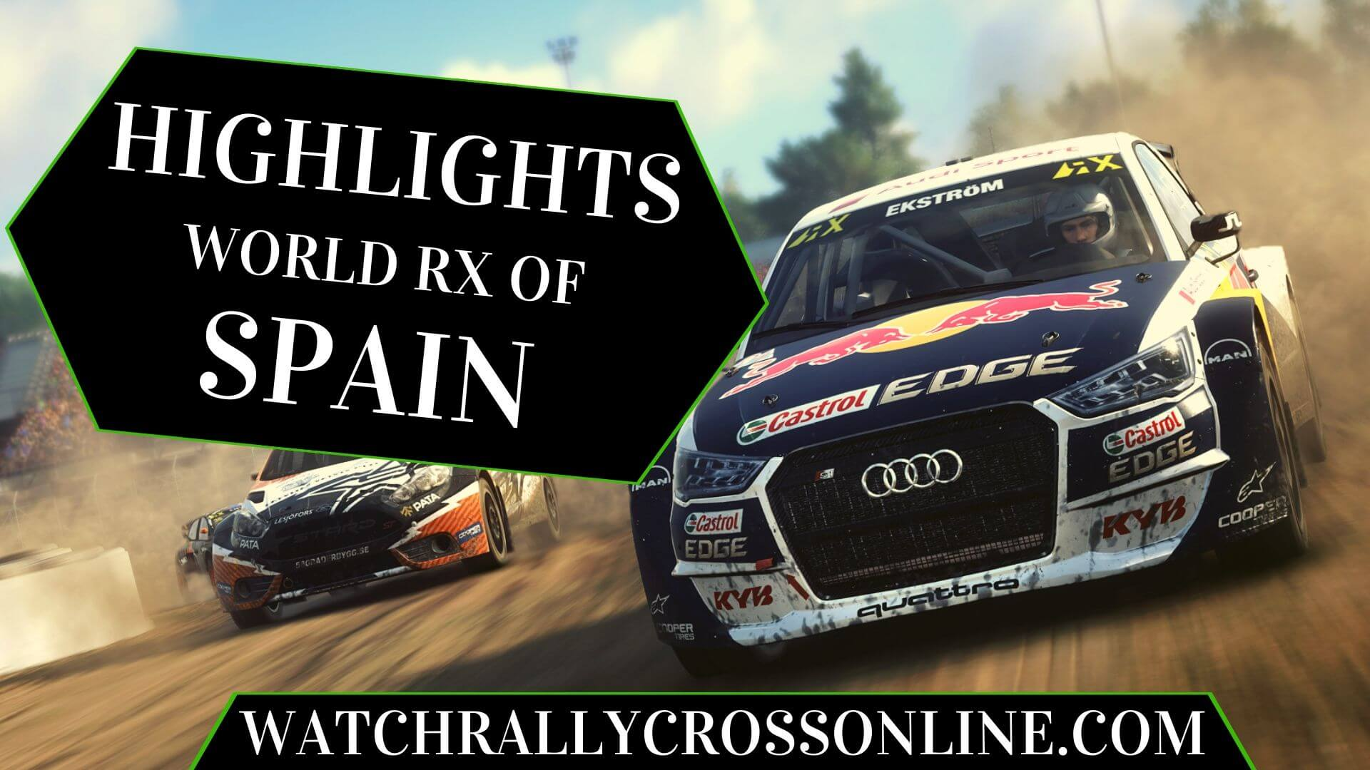 Spain World RX Highlights 2019