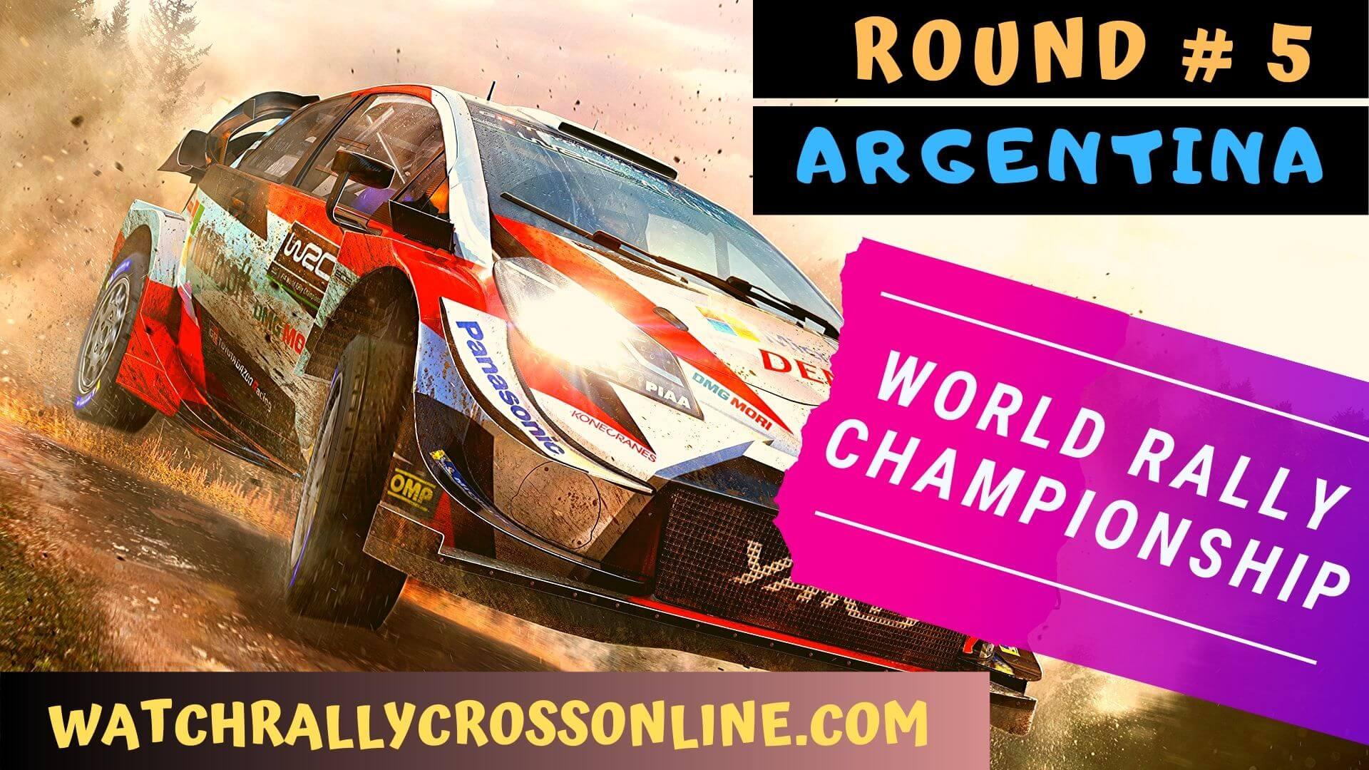 WRC Argentina Live Stream 2020 | Round 5
