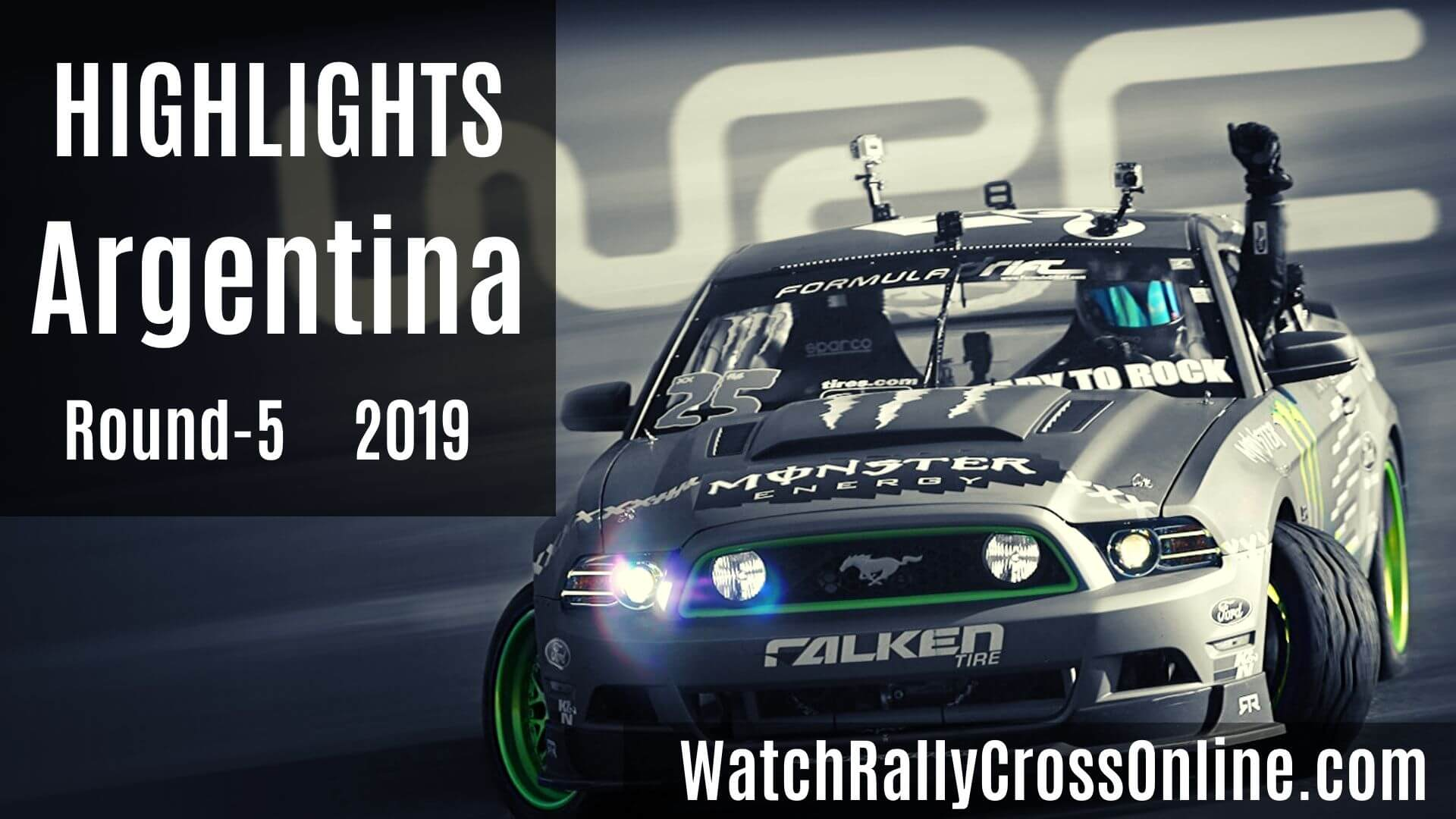 WRC Rally Argentina Highlights 2019