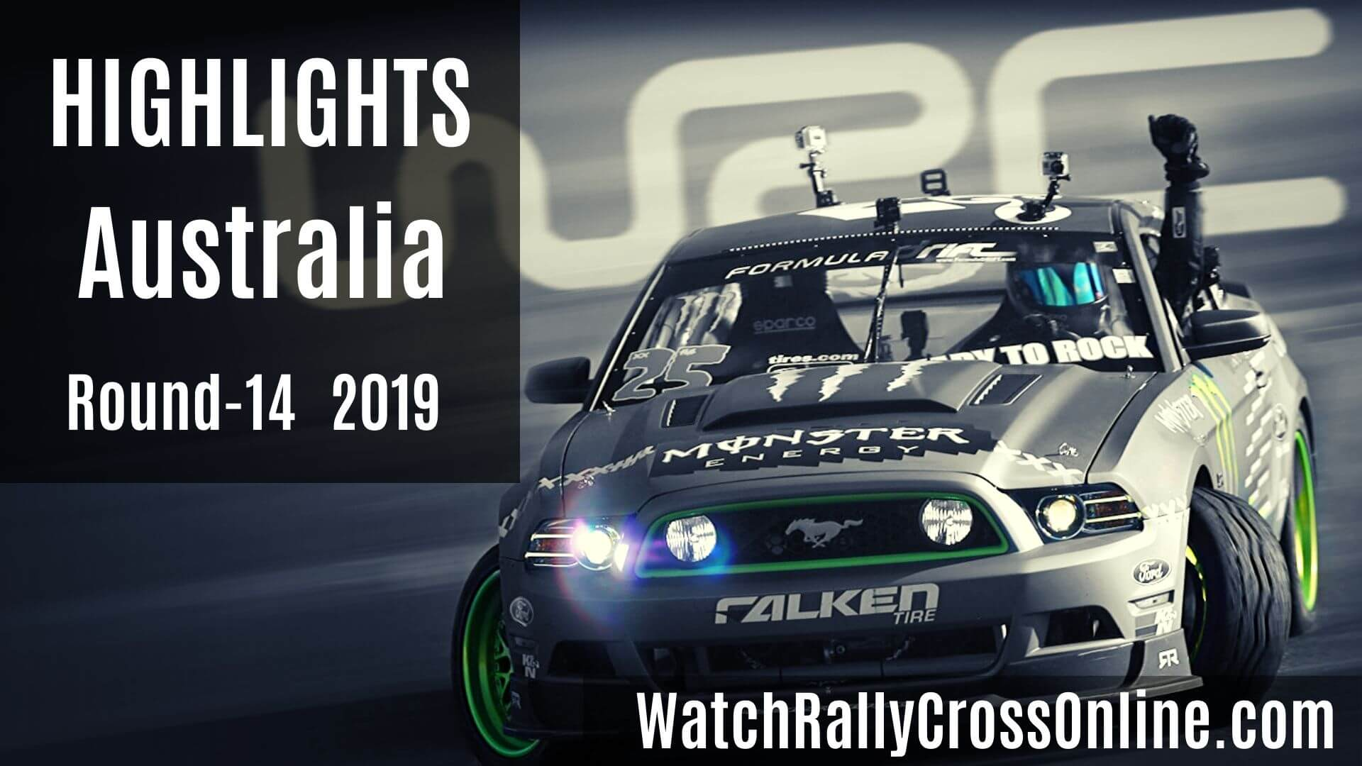 WRC Rally Australia Highlights 2019