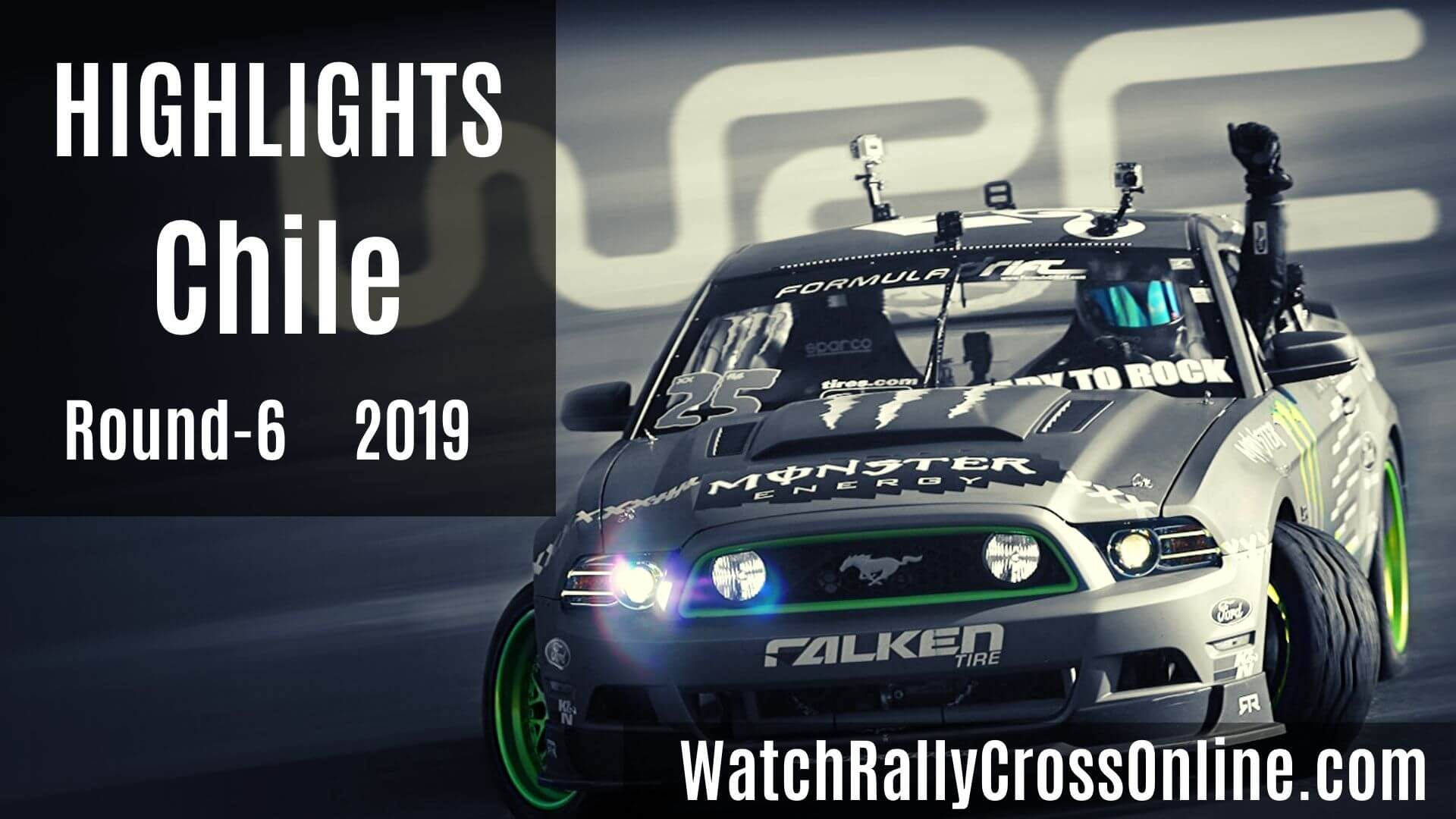 WRC Rally Chile Highlights 2019