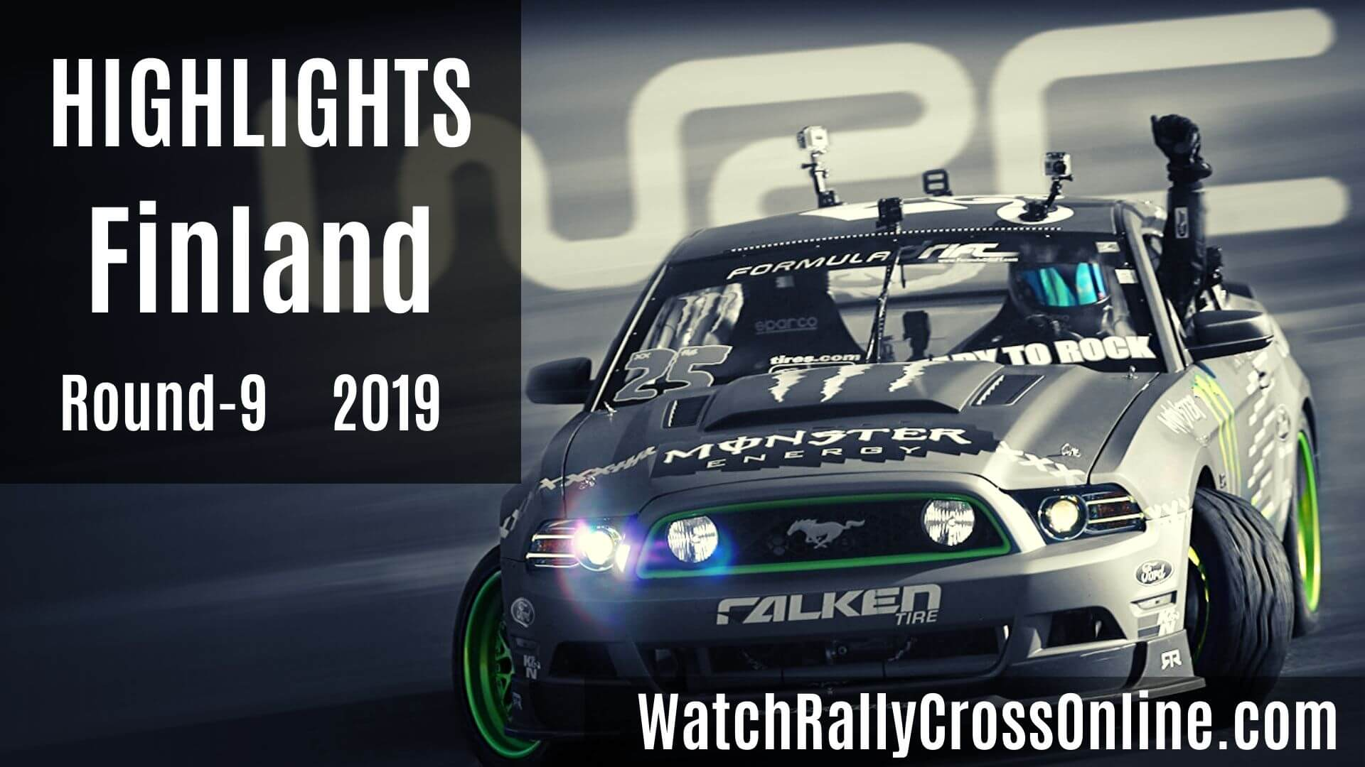 WRC Rally Finland Highlights 2019