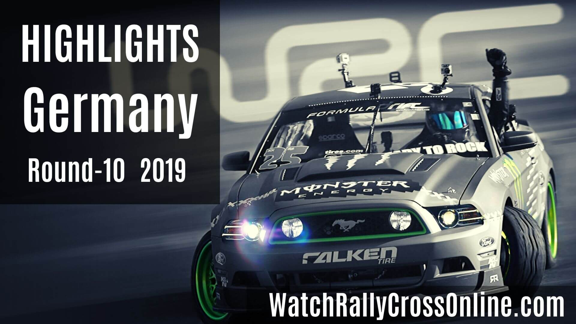 WRC Rally Germany Highlights 2019