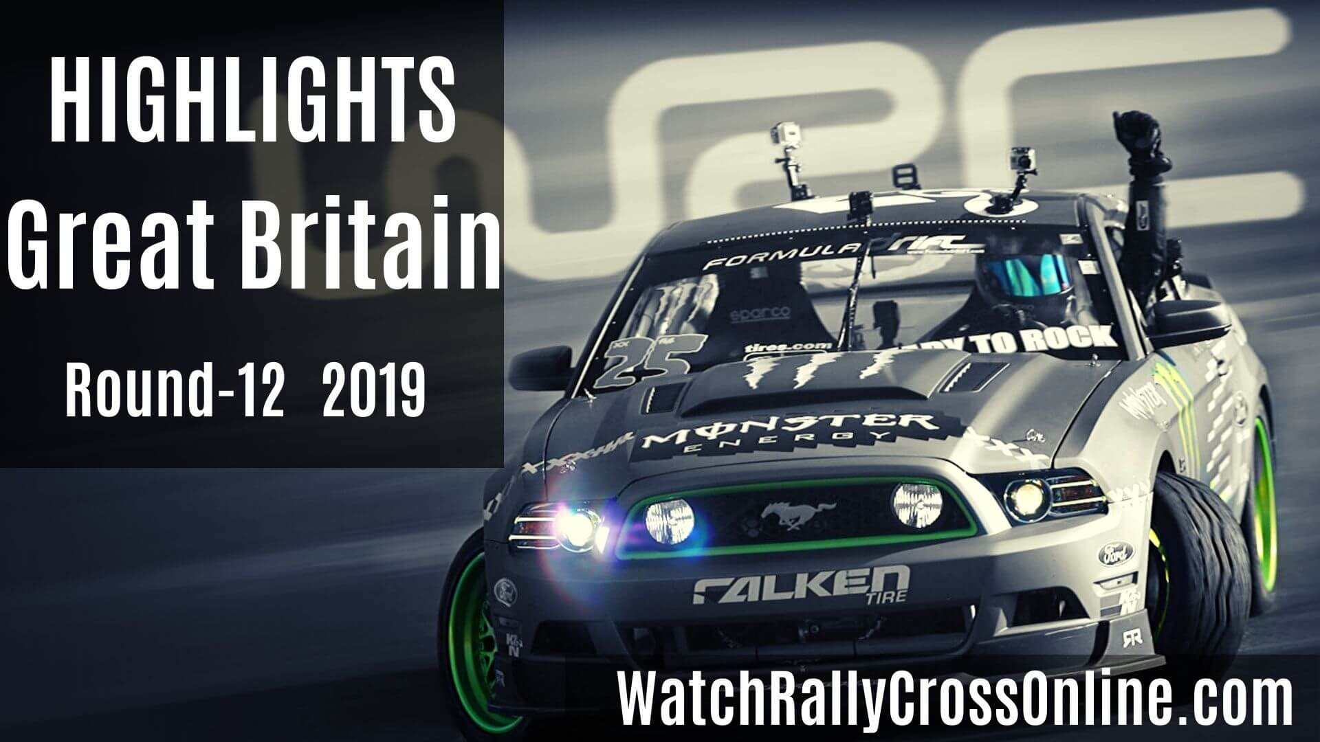 WRC Rally Great Britain Highlights 2019
