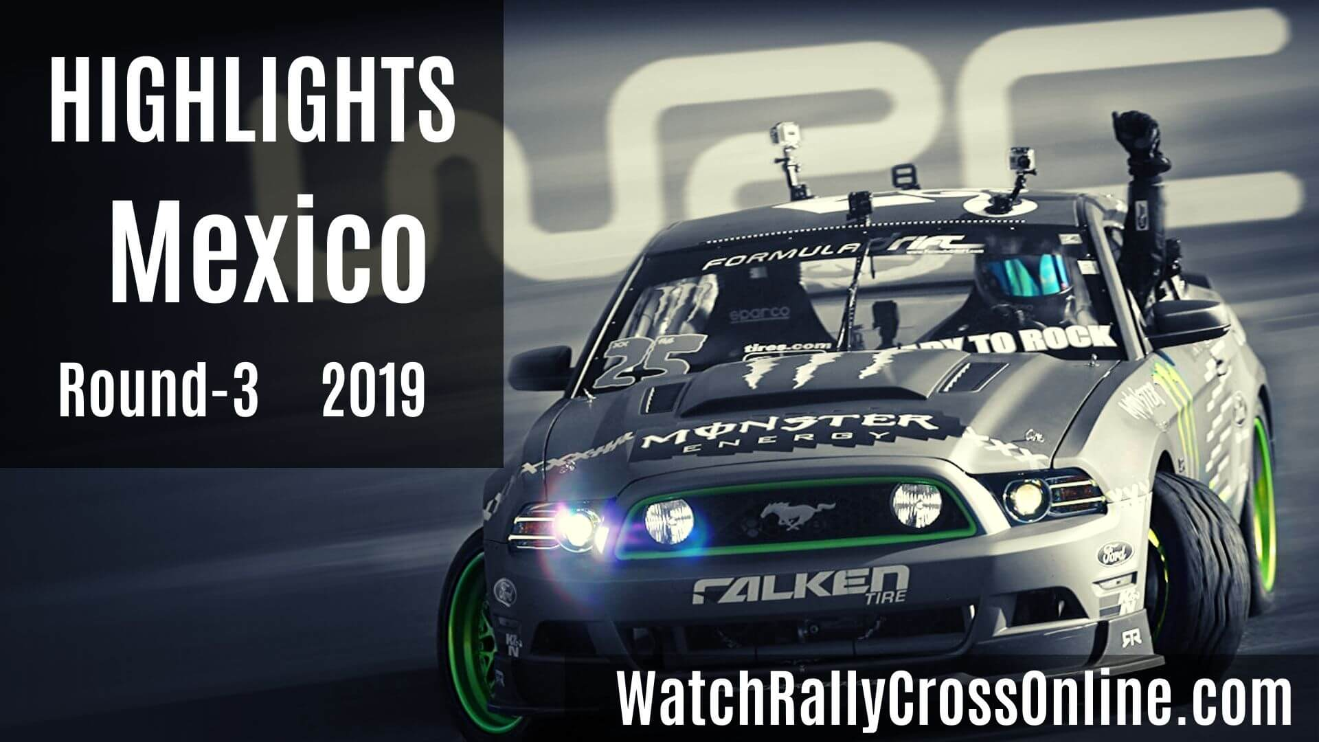 WRC Rally Mexico Highlights 2019