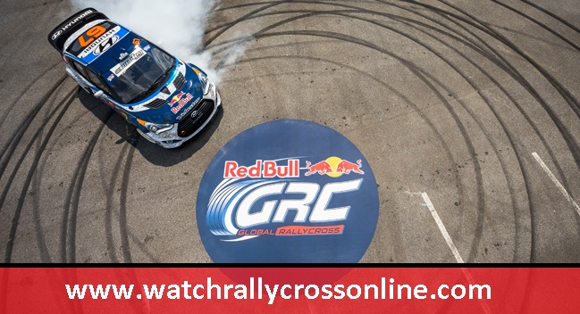 Red Bull GRC Washington Live Stream